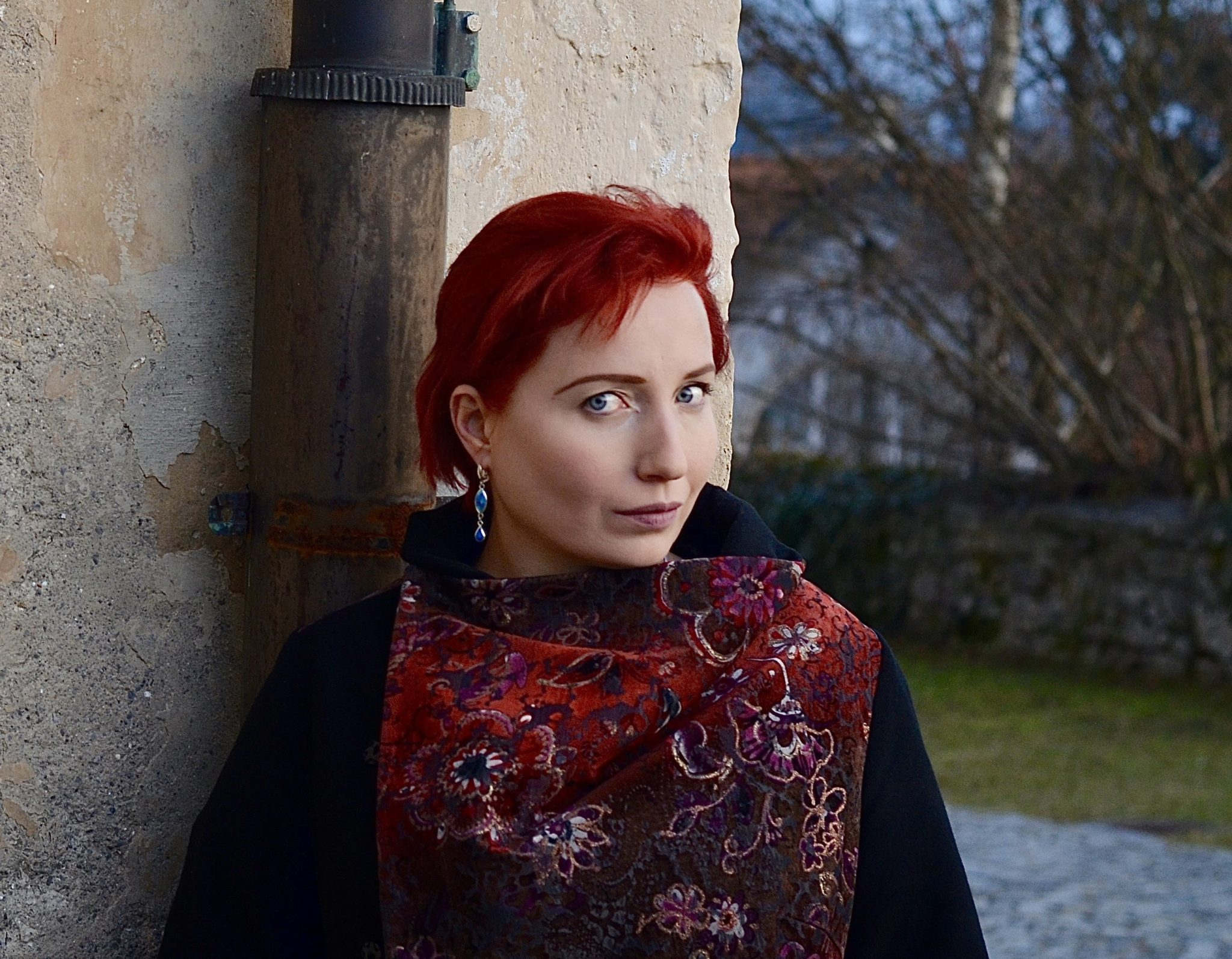 Literary event with Kateryna Kalytko in Novo mesto