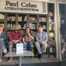 Reading Balkans Event – Cernivtsi, Ukraine, 29th May 2019